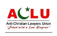 Anti-Christian Lawyers Union logo