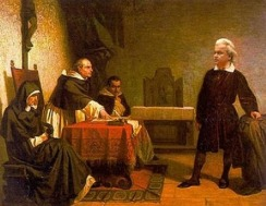Geert Wilders as Galileo