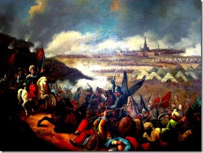 Battle of Vienna 1683 - Polish Hussars vs Ottomans sm