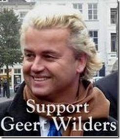 Geert Wilders Support
