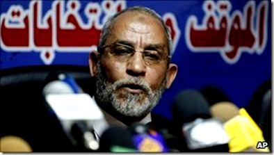 Mohammed Badie - MB Leader