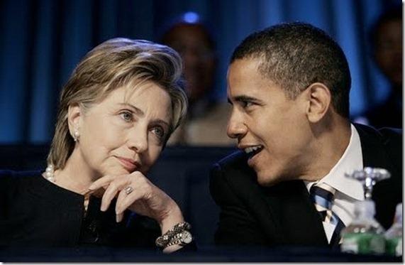 H. Clinton & BHO