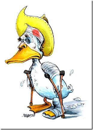 Lame Duck Toon