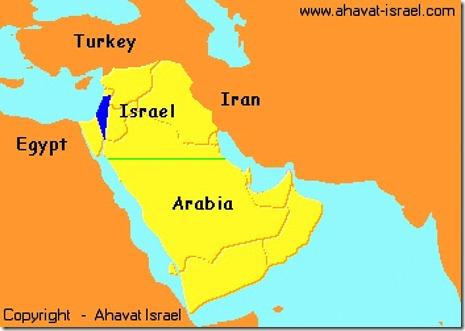 Eretz Israel. Ezek 47 & 48