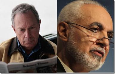 Michael Bloomberg - Feisal Abdul Rauf