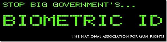 Biometrics - Big Govt