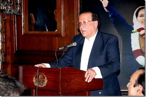Salman Taseer - Punjab Guv