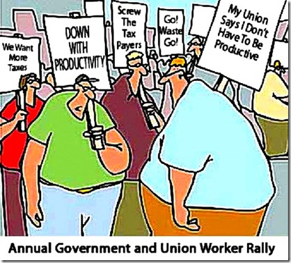 Govt Union Workers