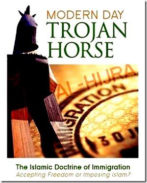 Islamic Trojan House