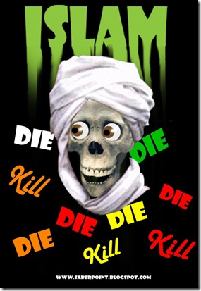 Laughing-Islamic-Skull