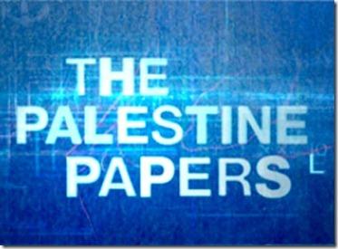 Palestine Papers logo