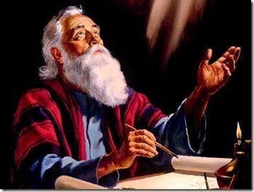 Prophet Writing