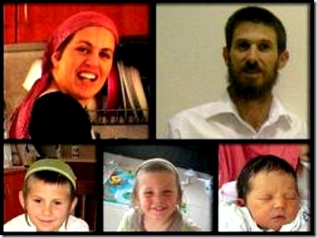 Fogel family Butchered by Islamic Terrorists 3-11-11