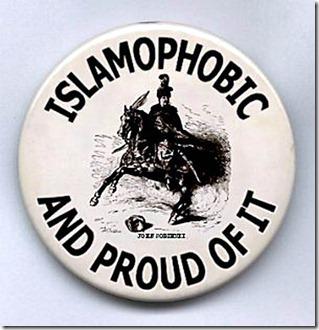 Islamophobic & Proud