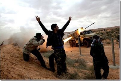 Libyan Rebels 3-10-11