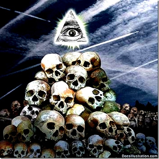All Seeing Eye Genocide