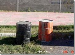 Example of stuffed-body barrels