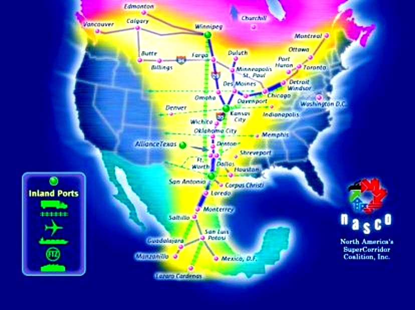 Agenda 21 Map Of The United States Raising Your Vibration Lowering