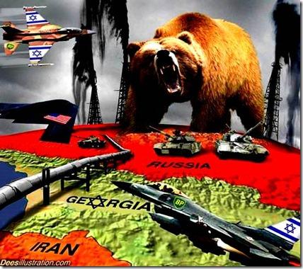 Russian Hegemonic Bear