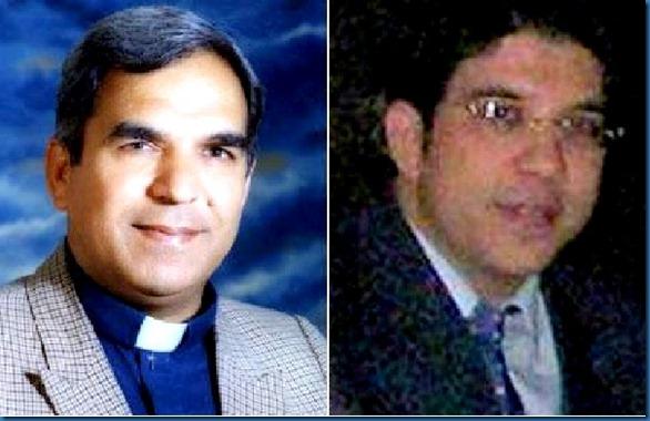Hossein Soodmand (Left) - Mashad Soodman