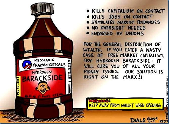 Hydrogen Barackside Cure-All
