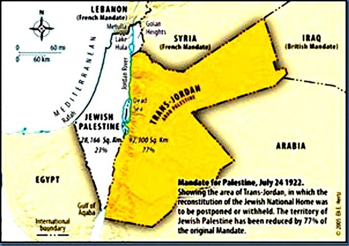 Mandate Palestine