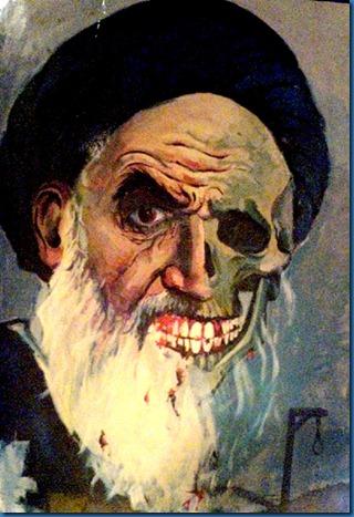 Khomeini Evil