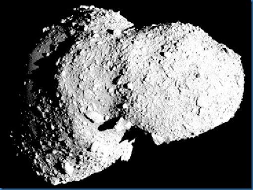 Asteroid-Itokawa Credit- NASA