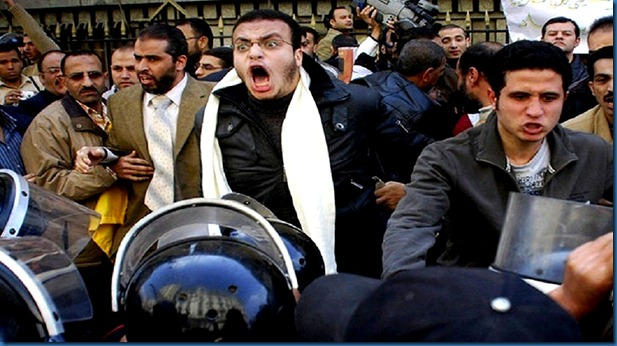 MB Cairo Protest 11-25-11
