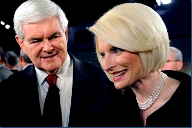 Newt & Callista Gingrich 2