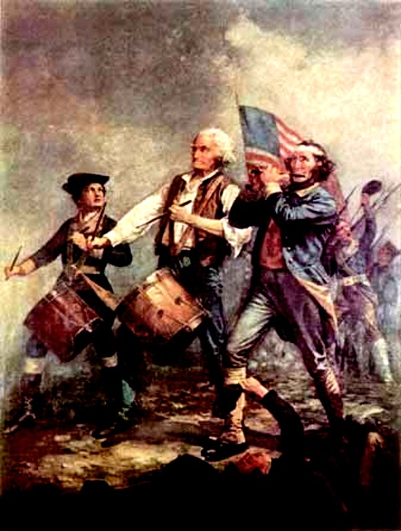christianity the revolutionary war What does the bible say about war does the bible condemn or condone war under what circumstances is it right for one nation to go to war against another nation.