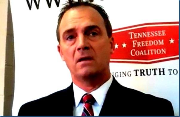 Rick Womick. TN State Senator