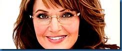 Sarah Palin close-up