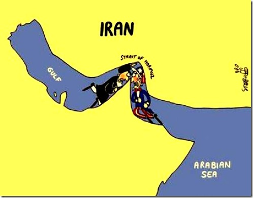 Hormuz-Ayatollah-Uncle Sam