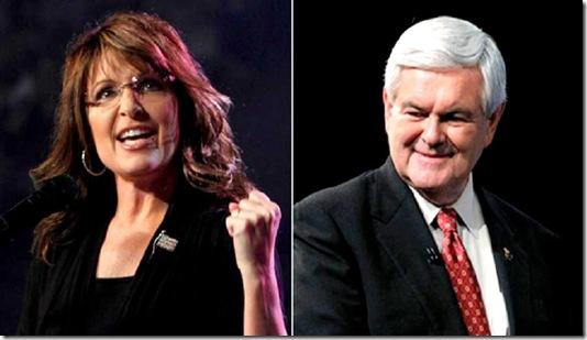 Palin-Gingrich