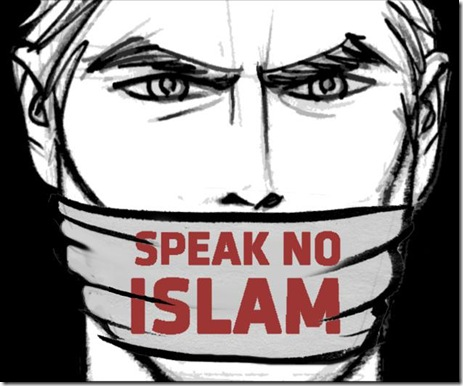 Speak No Islam