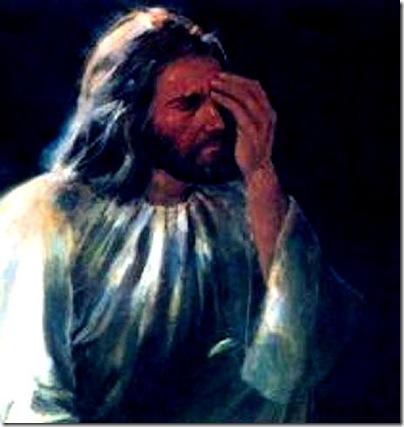 Jesus Annoyed