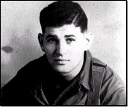 Tibor Rubin - Young soldier M-H Korean War