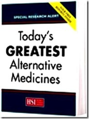 Today's Greatest Altern. Meds BK Jacket