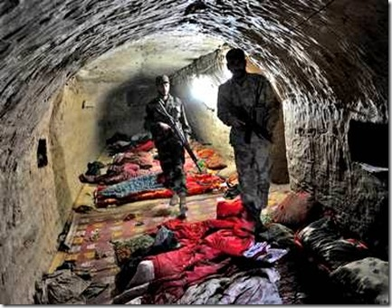 Tora Bora Taliban Cave
