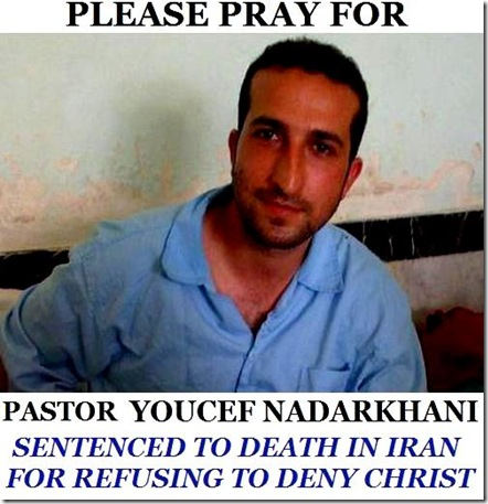 Youcef Nadarkhani - Pray For