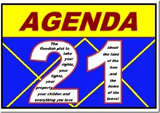 Agenda 21 & Liberty Loss