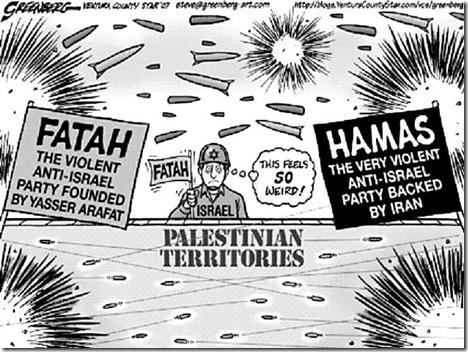 Fatah-Hamas toon