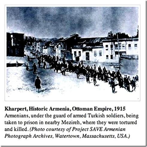 Kharpert, Historic Armenia, Ottoman Empire, 1915