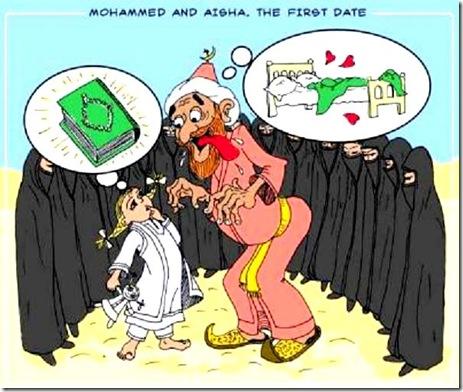 Mo & Aisha k-i-s-s-i-n-g