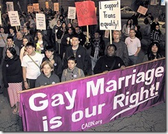 Gay Marriage is right
