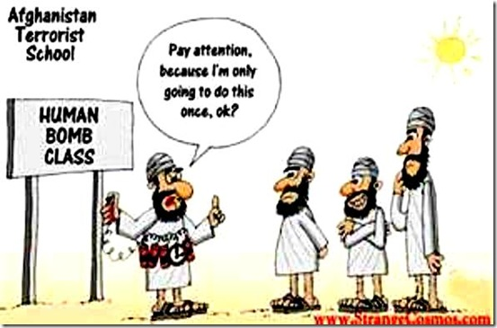 human bomb class - suicide bombers