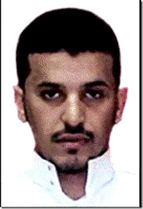 FILE - This undated file photo released Oct. 31, 2010, by Saudi Arabia's Ministry of Interior purports to show Ibrahim Hassan al-Asiri.  The CIA thwarted an ambitious plot by al-Qaida's affiliate in Yemen to destroy a U.S.-bound airliner using a bomb with a sophisticated new design around the one-year anniversary of the killing of Osama bin Laden, The Associated Press has learned. (AP Photo/Saudi Arabia Ministry of Interior, File)
