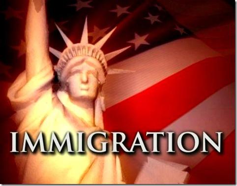 Immigration - Statue Liberty