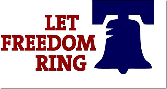 Let Freedom Ring banner 2
